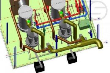 Твердотопливная котельная 4 МВт для «Мироновского хлебопродукта». Заключен контракт на строительство.