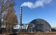 Водогрейная котельная 6 МВт, п. Докучаевский, Харьковская обл.