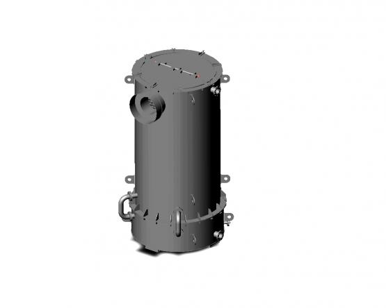 Котел водогрейный ТгТ-КУ-1,5   (1,5 МВт)