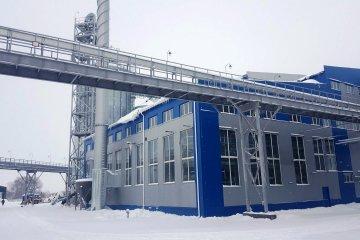 Окончено строительство второй очереди паровой котельной в Перещепино