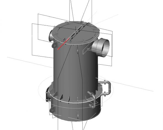 Котел водогрейный ТгТ-КУ-0,5 (0,5 МВт)