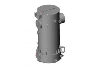 Котел водогрейный ТгТ-КУ-2,0   (2,0 МВт)