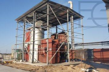 «Энерго-спектр» запустил котельную зерносушильного комплекса для МХП