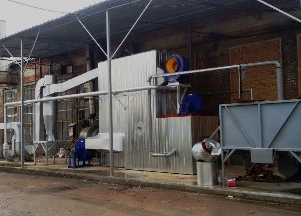 Теплогенератор воздушный 300 кВт